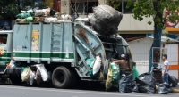News in sight for the refuse collection vehicles!